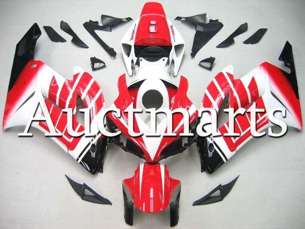 Пригодный для Honda ЦБ РФ 1000rr 2004 2005 высокое качество ABS пластик мотоциклов Обтекателя Kit Кузов CBR1000RR 04 05 ЦБ РФ 1000 рублей EMS48