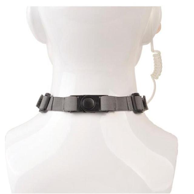 Taktyczne Bowman gardła Mic Adapter dla stylu EVO III podwójne boczne airsoft zestaw słuchawkowy z części U94 PTT dla kenwood Softair z033 Z113