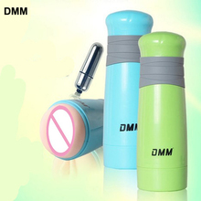 DMM Sex toys for men Artificial vagina real pussy Male Masturbator for man Masturbador masculino Erotic toys