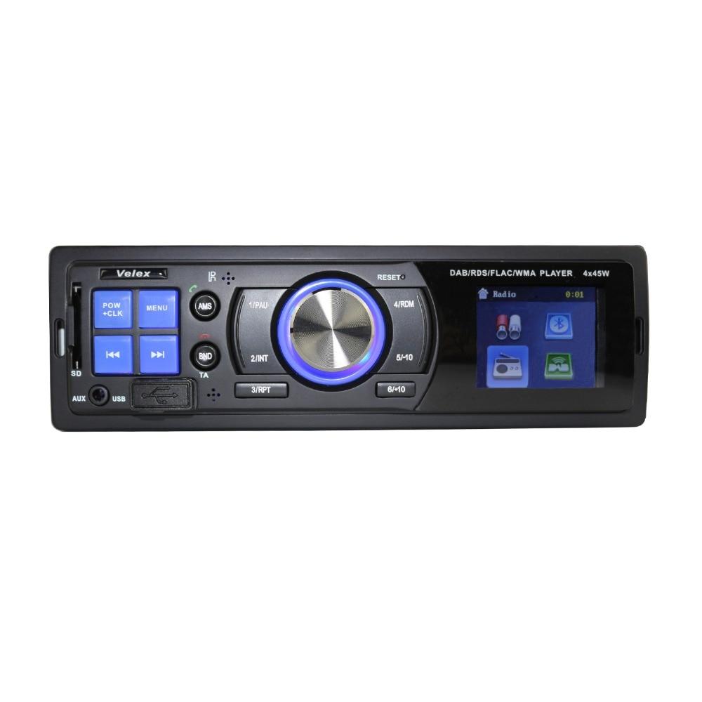 bluetooth car dab radio usb mp3 player stereo music sound. Black Bedroom Furniture Sets. Home Design Ideas