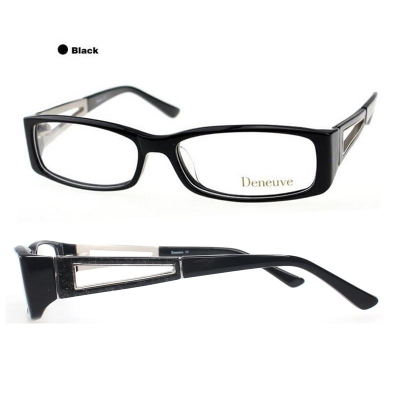 2018 Fashion Brand Design Acetat Eyewear Optiske Briller Ramme Oculos - Beklædningstilbehør - Foto 4