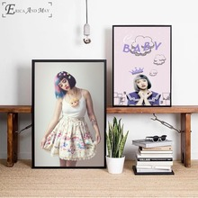 Melanie Martinez Photography Wall Art Canvas Painting Poster For Home Decor Posters And Prints Unframed Decorative Pictures