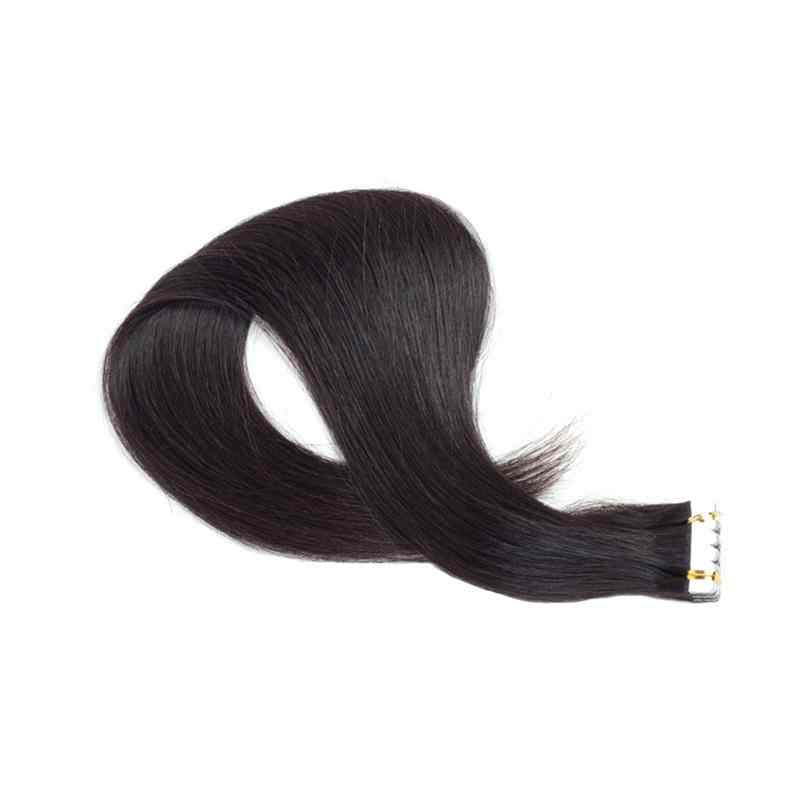 65cm Tape In Virgin Human Hair Extensions Human Hair for Women Beauty