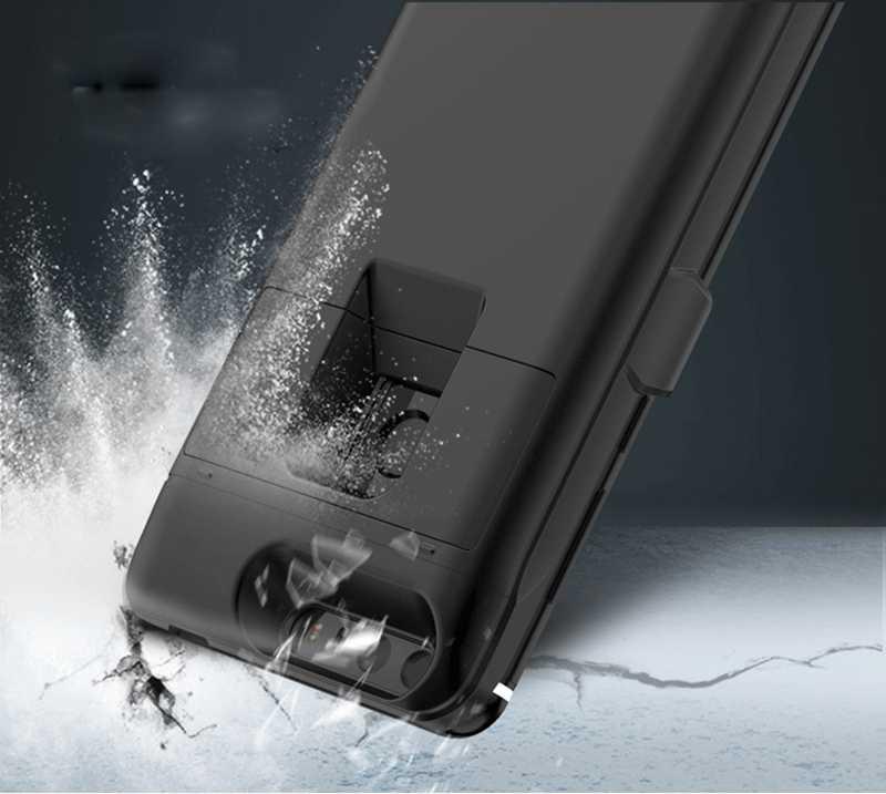 Мощность чехол для Huawei Honor 8 чехол Зарядное устройство для Huawei Honor 8 FRD-AL00 AL00A AL10 AL10T DL00 внешний Батарея банк охватывает