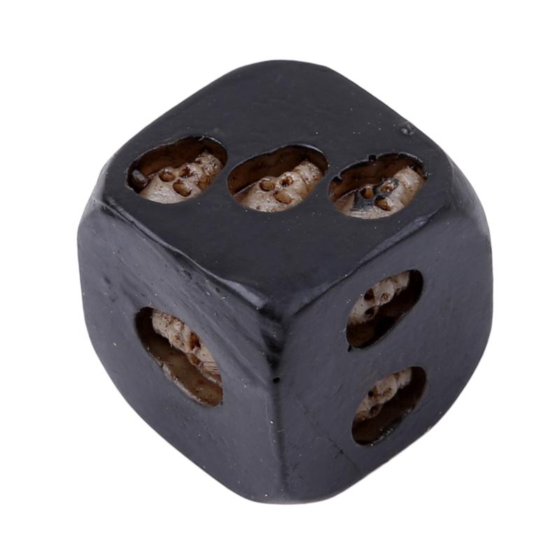 Dados con calaveras para juegos de mesa 3