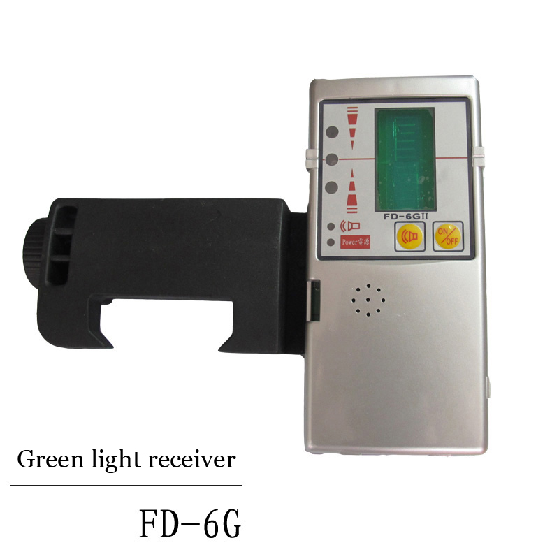 ФОТО Green light receiver for laser level 50M receive +-1.5mm Accuracy high precision with good quality