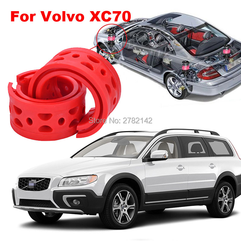 High-quality Front /Rear Car Auto Shock Absorber Spring Bumper Power Cushion Buffer For Volvo XC70  high quality front rear car auto shock absorber spring bumper power cushion buffer for volvo xc70