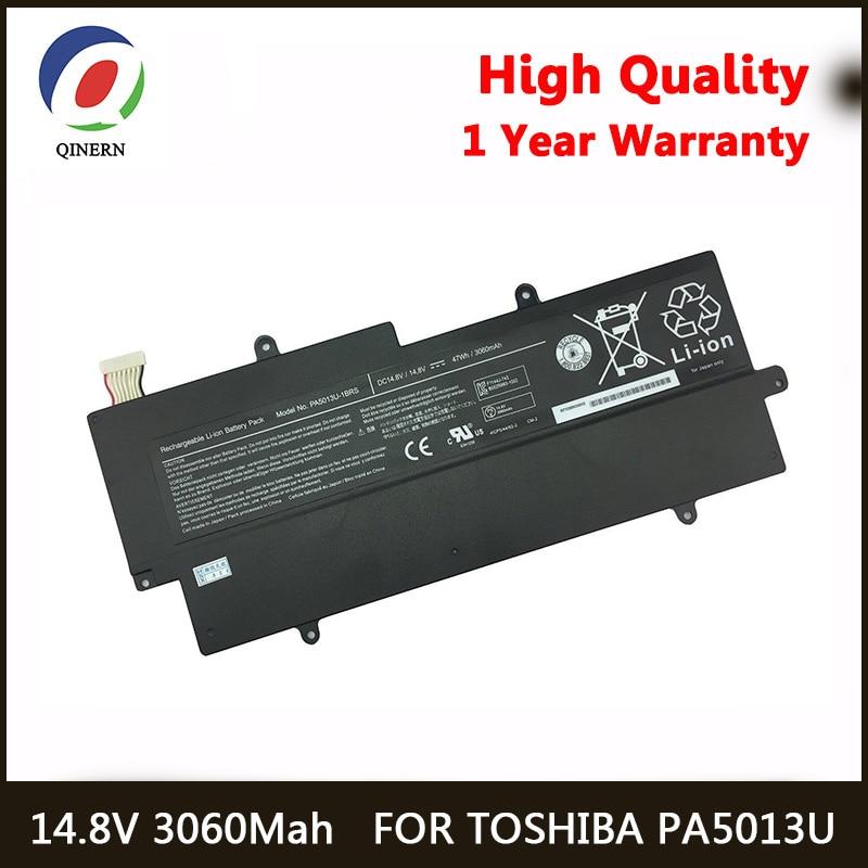 14.8 V 47WH PA5013U-1BRS Batterie pour Toshiba Portege Z830 Z835 Z930 Z830-10P Z835-P330 Z935 Série Pa5013u