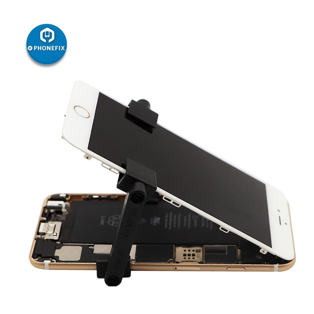 PHONEFIX Adjustable Phone Stand Holder Plastic LCD Screen Fastening Fixture For IPhone 6S 7 8 8Plus LCD Screen Repair Tool