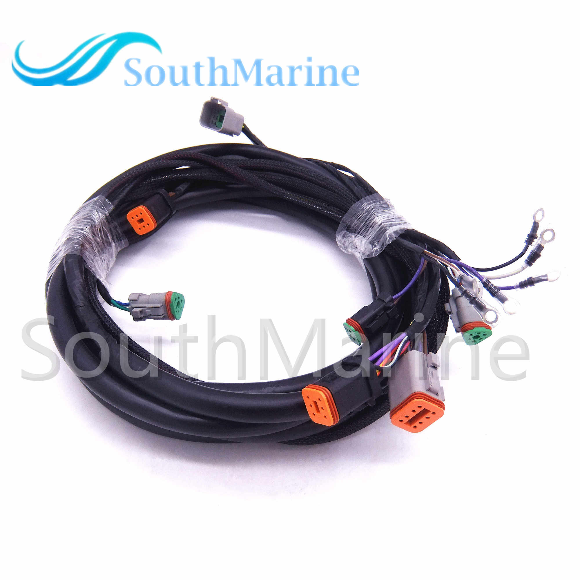 [DHAV_9290]  New SystemCheck 0176340 176340 15ft Main Modular Ignition Wiring Harness  Cable for Evinrude Johnson OMC Remote Control boxes| | - AliExpress | Ignition Wiring Harness |  | AliExpress