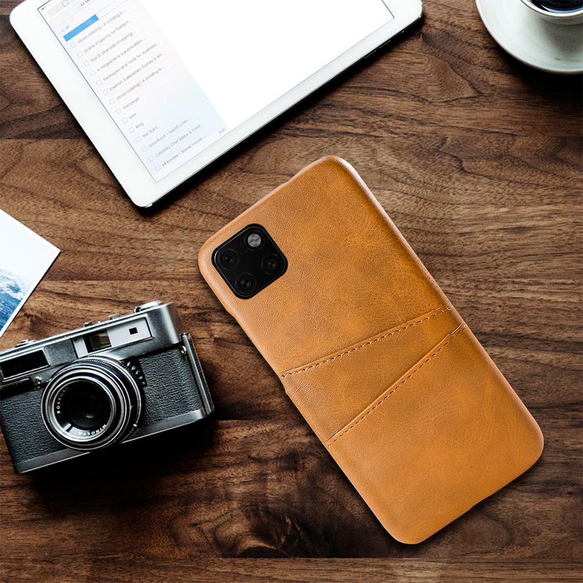 Torubia Leather Card Holder Case for iPhone 11/11 Pro/11 Pro Max 26