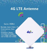 Indoor 4G 35DBI 2* TS9 Mimo Antenna for Huawei 4G Modems E5776 E859 E5375 E3276 E392 E5571 E8278 huawei e5776