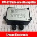 RW-ST01A load cell amplifier / 4 ~ 20mA Transmitter amplifier/0-5v 0-10V Strain Gauge Amplifier