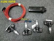 TMPS 2 TPMS Tire Pressure System FOR Audi A6 C7 PA Faceift 5Q0 907 275B & 7P6 907 273 N 1 Set сергий зеркало для старообрядцев не покоряющихся православной церкви