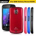 Imuca для Samsung Galaxy Nexus тпу, бренд fundas I9250 чехол чехол luxurt силиконовый мобильный телефон чехол экран протектор