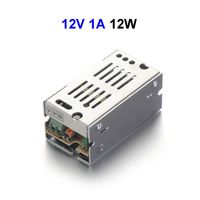 150pcs DC12V 1A 12W Switching Power Supply Adapter Driver Transformer For LED Display LED Controller 5050 LED Modules