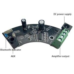 Image 5 - Bluetooth Audio Bordo Dellamplificatore di Potenza 2 Canali Altoparlante da Soffitto Amplificatore Musica di Sottofondo 2.0*12 w ~ 2.0*35 w DC12V ~ 19 v
