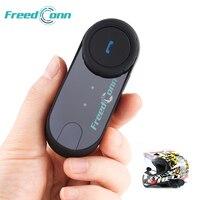 Motorcycle Bluetooth Intercom FreedConn T COM VB 800M Distance Multi Interphone Headset Helmet Intercom FM Radio For 3 Riders