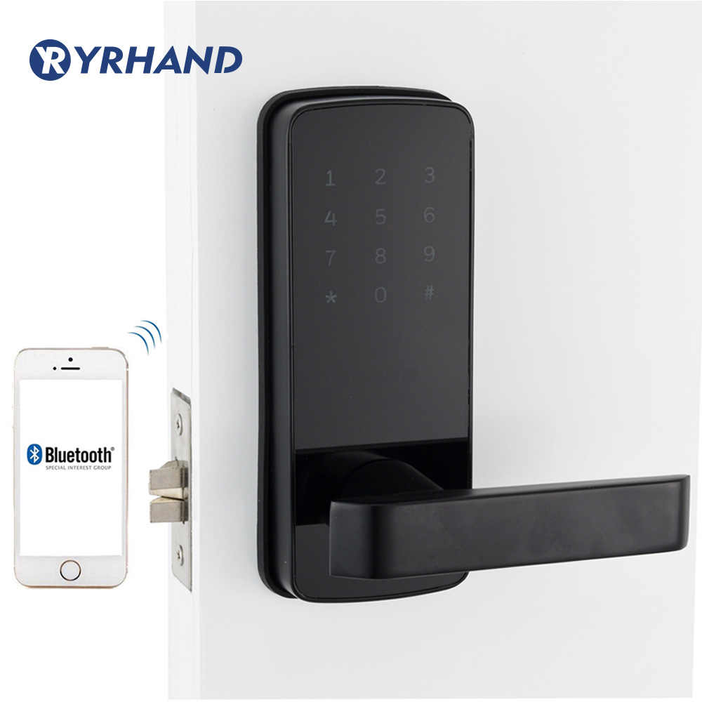 Detail Feedback Questions about Smart Door Lock WiFi