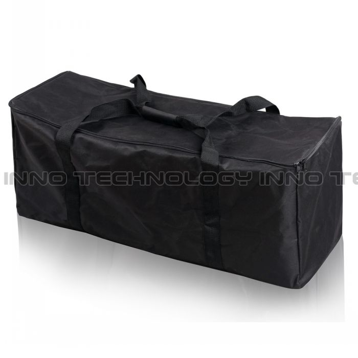 Lightupfoto photo studio accessories Photography Equipment Carrying Case Bag for Lighting Kit Light Stand Background PTB2