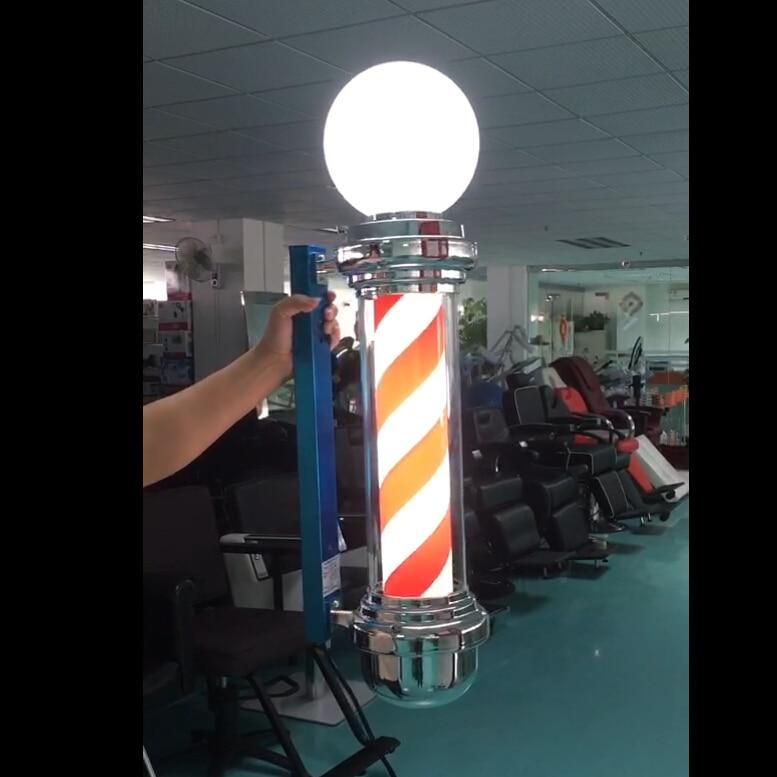 KIKI.338C size .Salon Equipment.Barber Sign pole.Free Shipping.Hot sell