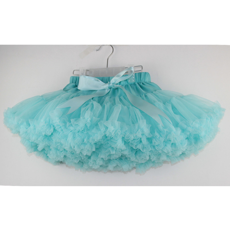 ; пышные шифоновые юбки-американки для малышей; 21 цвет; юбки-пачки для девочек; фатиновая юбка принцессы для танцевальной вечеринки; Нижняя юбка;
