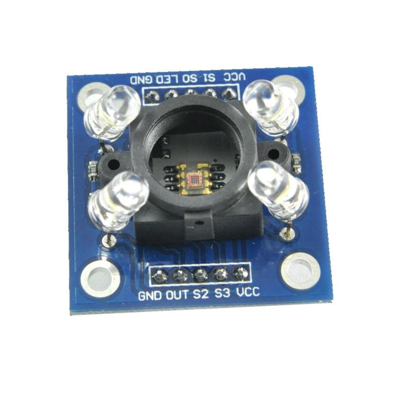 TCS230 TCS3200 Color font b Sensor b font Module Recognition Detector Led for font b Arduino