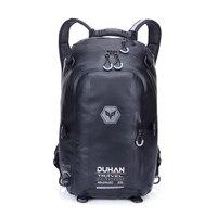 DUHAN Motorcycle Bag Waterproof Motorcycle Backpack Touring Luggage Bag Motorbike Helmet Bags Moto Magnetic Tank Bag