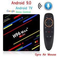 H96 MAX Plus TV Box Android 9.0 Smart Set Top Box