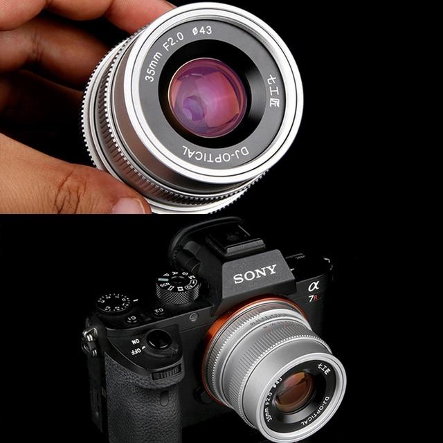 35mm f 2 0 full frame hd mc manual focus lens for sony e nex mount rh aliexpress com sony nex 7 with manual focus lenses sony nex 7 with manual focus lenses