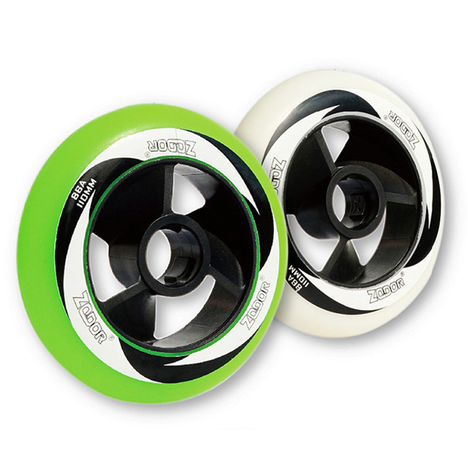 JAPY Inline Speed Skates Wheels 86A 90 100 110mm for Indoor Outdoor Asphalt Street Durable PU Racing Rodas Good as MPC G13 A109