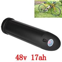 48V 17AH Water Bottle use LG cell li ion battery 48V 17AH Electric Bike battery 48V 500W 750W Lithium Battery+54.6V 2A charger