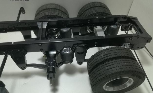 Air Bags Suspension >> Us 190 0 Lift Suspension Arm Airbags System For 1 14 Scale Tamiya Tractor Benz 1851 56335 Sca R470 730 Man 620 In Parts Accessories From Toys