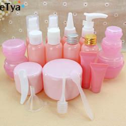 ETya Портативный Путешествия Пустой Крем для косметических контейнеров пластиковые бутылки для лосьонов дорожные аксессуары
