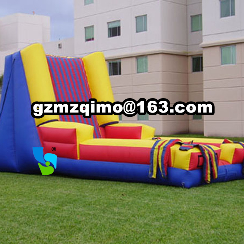 inflatable Jump Castles Suit Wall In Low Price,jumping Castle Stick Wall Distinctive For Its Traditional Properties Outdoor Fun & Sports Inflatable Bouncers Dutiful Bouncing Castles Magic Inflatable Stick Wall