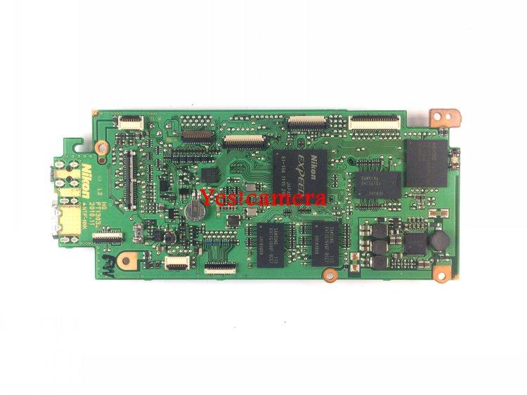 Prix pour D'origine pour nikon d5100 carte mère carte mère pcb d5100 carte principale mère caméra embarquée remplacement unité de réparation partie