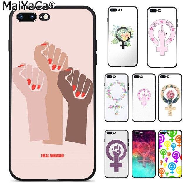 feminist iphone 7 case