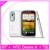 T328e abierto Original HTC Desire X T328e 4.0 '' 3 G teléfono Android WIFI GPS 5 MP cámara de doble núcleo teléfono celular del envío gratis