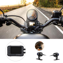 Blueskysea Dash Cam HD 1080P Motorcycle DVR Camera 2.4 DV688 GPS Waterproof Pro Moto Recorder Dashcam For Outdoor Travel