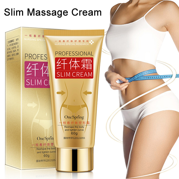 60g Slimming Cream Tight Body Shaping Weight Loss Anti Cellulite Massage Creams SN-Hot