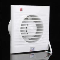 Newest Hot 4 Inch Mini Wall Window Exhaust Fan Bathroom Kitchen Toilets Ventilation Fans Windows Exhaust