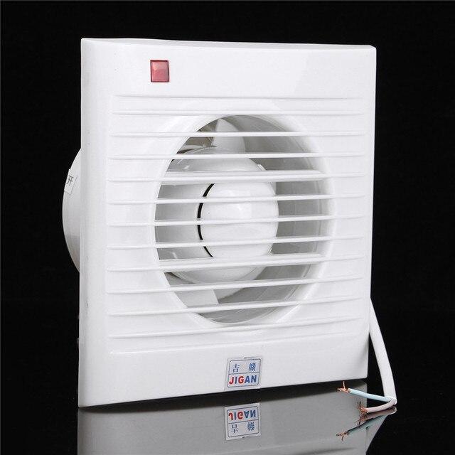 Mini Muur Raam Ventilator Badkamer Keuken Toiletten Ventilatie Fans ...