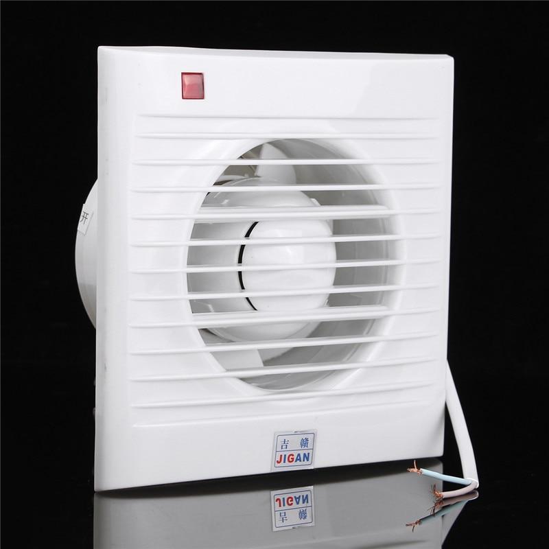 Mini Wall Window Exhaust Fan Bathroom Kitchen Toilets ...
