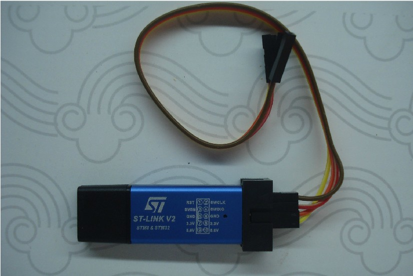 ST LINK Stlink ST-Link V2 Mini STM8 STM32 Simulator Download Programmer Programming Emulator Download Programmer