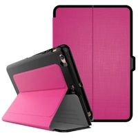 For Apple Pad Mini 1 2 3 4 Air 2 PU Leather Back Cover Case Foldable