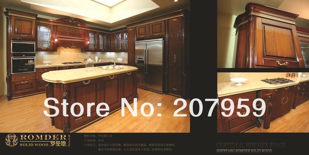 High Gloss Top Quality Modern Custon Mdf Laminate Solid Wood Kitchen