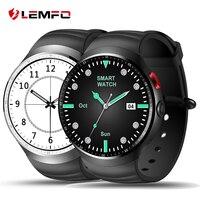 LEMFO LES1 smartwatch מסך עגול קשת שעון חכם עם 2.0 מצלמה MP 1 GB + 16 GB זיכרון גדול 1.39