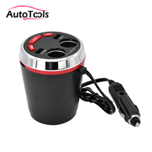 10pcs/lot via DHL Bluetooth car kit with Dual USB cigarette charger bluetooth handsfree sp