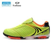 TIEBAO открытый футбол носок сапоги и ботинки для девочек мужские Ботильоны футбольные бутсы Бутсы superflys Футбол обувь