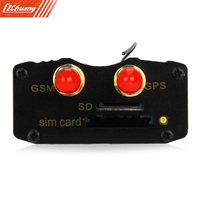 Lokalizator GPS SMS GPRS Tracker Pojazdu TK103B z SIM Karty SD Anti-theft Data Rejestracji